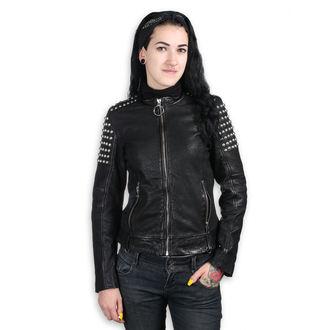 giacca di pelle donna AC-DC - BLACK - NNM, NNM, AC-DC