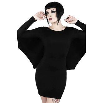 Vestito Da donna KILLSTAR - DRACUL MINI - NERO, KILLSTAR