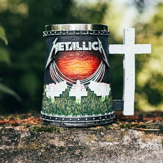 boccale (boccale) Metallica - Master of Puppets, NNM, Metallica