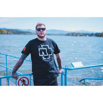 Maglietta da uomo RAMMSTEIN - Logo - nero, RAMMSTEIN, Rammstein
