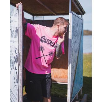 Maglietta da uomo GUTALAX - toilet brushes - safety pink - ROTTEN ROLL REX, ROTTEN ROLL REX, Gutalax