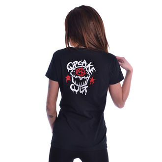 t-shirt donna - BAD GIRLS - CUPCAKE CULT, CUPCAKE CULT