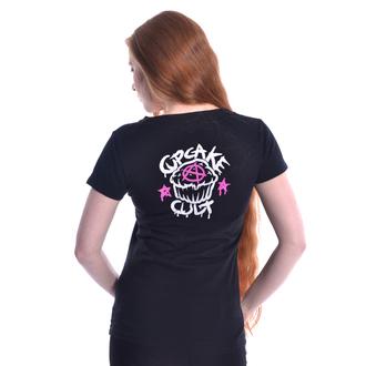 t-shirt donna - DEATH METAL - CUPCAKE CULT, CUPCAKE CULT