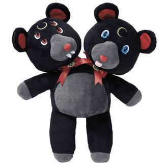 morbido giocattolo KILLSTAR - Duality - NERO, KILLSTAR