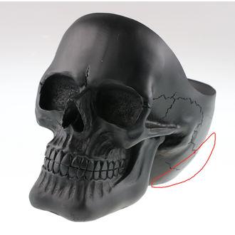 Decorazione Cranio - Black - 78/5971 - DANNEGGIATO