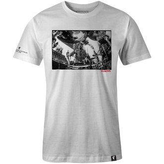 t-shirt street uomo - DRUMS DRUMS DRUMS - FAMOUS STARS & STRAPS, FAMOUS STARS & STRAPS