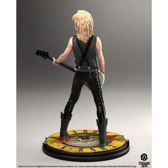 figura Guns N' Roses - Duff McKagan - Roccia Iconz - KNUCKLEBONZ, KNUCKLEBONZ, Guns N' Roses