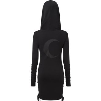 Vestito Da donna KILLSTAR - ELEANOR - NERO, KILLSTAR