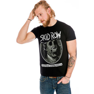 t-shirt metal uomo Skid Row - Youth Gone Wild - HYBRIS, HYBRIS