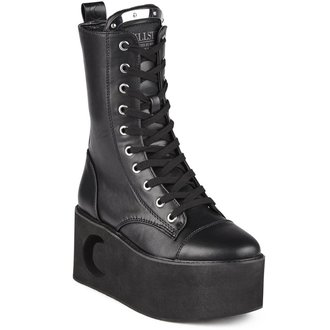 scarpe con cuneo donna - ETERNAL ECLIPSE - KILLSTAR