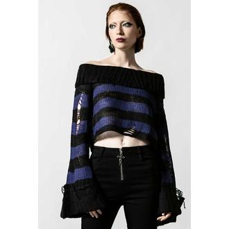 Maglione da donna KILLSTAR - Ether Knit - Nero / Mezzanotte, KILLSTAR