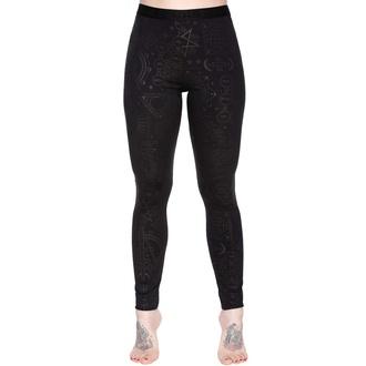 Pantaloni da donna (leggins) KILLSTAR - Exercise Your Demons, KILLSTAR