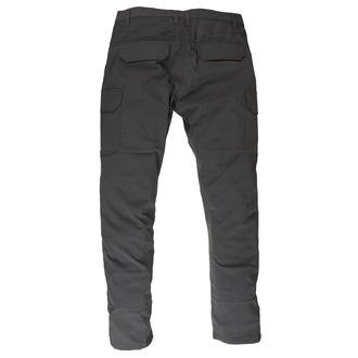 Pantaloni Uomo FOX - Pit Slambozo Tech - Carbone, FOX