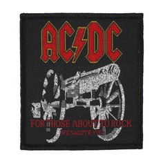 toppa  AC  /  DC  - FOR THOSE ABOUT TO ROCK - RAZAMATAZ, RAZAMATAZ, AC-DC