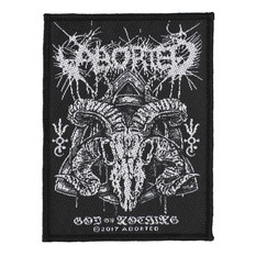 toppa ABORTED - GOD OF NOTHING - RAZAMATAZ, RAZAMATAZ, Aborted
