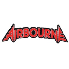 toppa AIRBOURNE - LOGO CUT-OUT - RAZAMATAZ, RAZAMATAZ, Airbourne