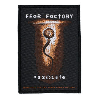 toppa FEAR FACTORY - OBSOLETE - RAZAMATAZ, RAZAMATAZ, Fear Factory