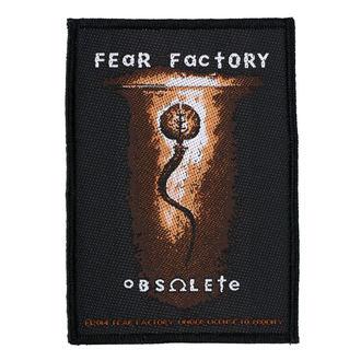 toppa FEAR FACTORY - OBSOLETE - RAZAMATAZ, RAZAMATAZ, Fear Factory