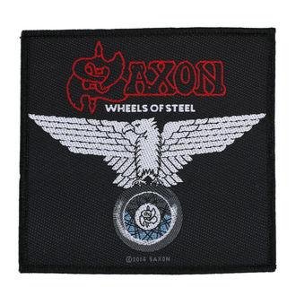 toppa SAXON - WHEELS OF STEEL - RAZAMATAZ, RAZAMATAZ, Saxon