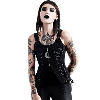 top Da donna KILLSTAR - Farah Fatale - Nero, KILLSTAR