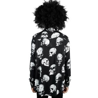 Camicia da uomo KILLSTAR - Fatal Attraction - Nero, KILLSTAR