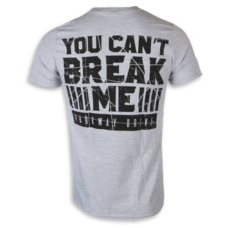 t-shirt metal uomo Parkway Drive - You Can't Break Me - KINGS ROAD, KINGS ROAD, Parkway Drive
