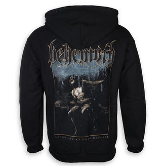 felpa con capuccio uomo Behemoth - ILYAYD - KINGS ROAD, KINGS ROAD, Behemoth
