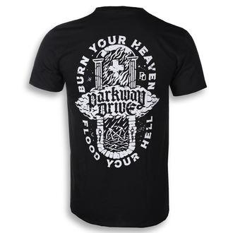 t-shirt metal uomo Parkway Drive - Burn Your Heaven - KINGS ROAD, KINGS ROAD, Parkway Drive