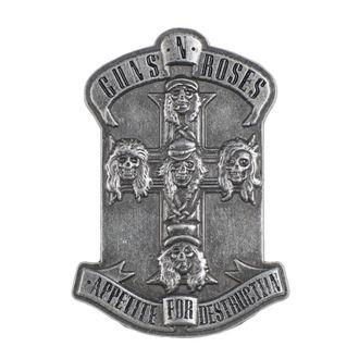 targhetta Guns N' Roses - Appetite - RAZAMATAZ, RAZAMATAZ, Guns N' Roses