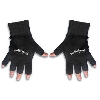 guanti senza dita Motörhead 'Logo' - FG034, RAZAMATAZ, Motörhead