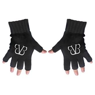 guanti senza dita  Black Veil Brides - Logo - RAZAMATAZ, RAZAMATAZ, Black Veil Brides