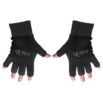 guanti senza dita Queen - Logo - RAZAMATAZ, RAZAMATAZ, Queen