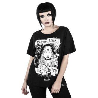 t-shirt uomo - FIGHT LIKE A WITCH - KILLSTAR, KILLSTAR
