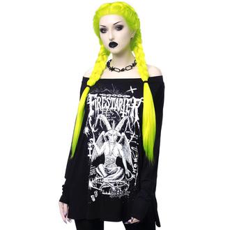 Maglietta da donna a maniche lunghe KILLSTAR - Firestarter, KILLSTAR