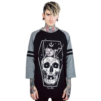 t-shirt uomo - Fly- BLACK - KILLSTAR, KILLSTAR
