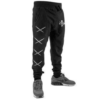pantaloni della tuta Uomo FAMOUS STARS & STRAPS - STICK IT SWEAT - NERO, FAMOUS STARS & STRAPS