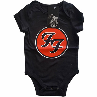 Body da bambini Foo Fighters - FF Logo - ROCK OFF, ROCK OFF, Foo Fighters