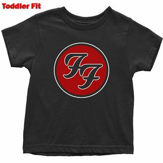 Maglietta da bambini Foo Fighters - Logo - ROCK OFF, ROCK OFF, Foo Fighters