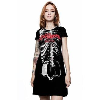 vestito KILLSTAR - Rob Zombie - Foxy Le ossa pattinatore - NERO, KILLSTAR, Rob Zombie