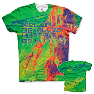 Maglietta da uomo Predator - HYBRIS, HYBRIS, Predator