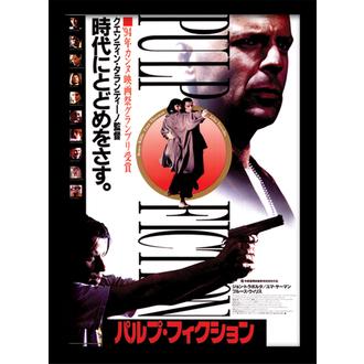 Poster incorniciato Pulp Fiction - (Oriental) - PYRAMID POSTERS, PYRAMID POSTERS, Pulp Fiction