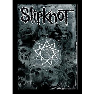 Poster incorniciato Slipknot - (&&string0&&) - PYRAMID POSTERS, PYRAMID POSTERS, Slipknot