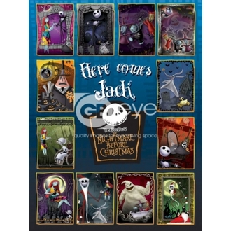 poster - NIGHTMARE BEFORE CHRISTMAS - Compilazione - FP2209, NIGHTMARE BEFORE CHRISTMAS, Nightmare Before Christmas