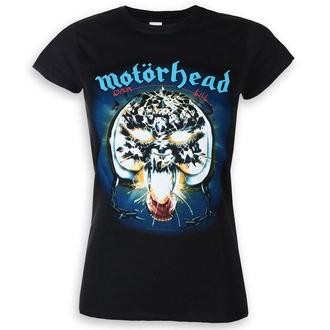 t-shirt metal donna Motörhead - Overkill - ROCK OFF, ROCK OFF, Motörhead