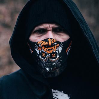 Maschera (mascherina) Metalshop - Teschio & Maschera antigas, METALSHOP