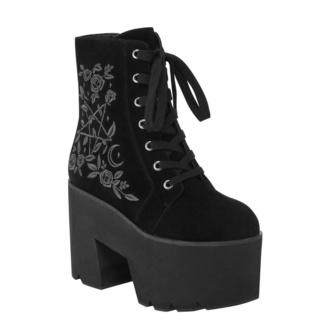 scarpe con cuneo - KILLSTAR, KILLSTAR