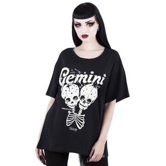 t-shirt donna - Gemini - KILLSTAR, KILLSTAR