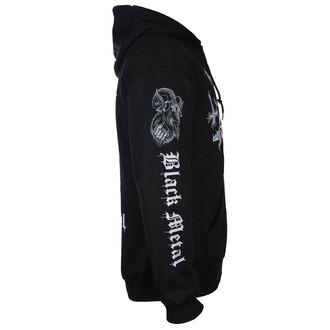felpa con capuccio uomo Dark Funeral - LOGO - RAZAMATAZ