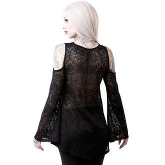 t-shirt donna - GIA LACE - KILLSTAR, KILLSTAR