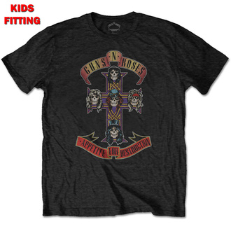 t-shirt metal bambino Guns N' Roses - Appetite For Destruction - ROCK OFF, ROCK OFF, Guns N' Roses